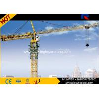 Buy cheap 65m Jib Length Mobile Hammerhead Tower Crane 45kw Motor Power Remote Control from Wholesalers