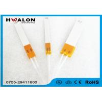 Buy cheap Electronics PTC Heater/ Ceramic Heating Element with low voltage from Wholesalers