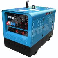 Wholesale 300A Multi Process Single Phase MMA/SMAW/FCAW/GTAW Engine Driven Welder with AC Generator from china suppliers