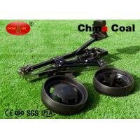 Wholesale Golf Trolley Green Black White Aluminum Frame Transportation Equipment E Golf Trolley from china suppliers