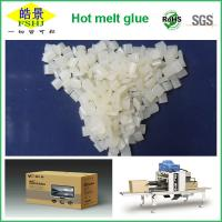 Wholesale Folding Carton Box Hot Melt Edge Banding / Packaging White Granule First Grade from china suppliers