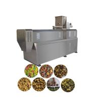 Wholesale SR -65 Semi Moisture Pet Food Extruder Machine , Pet Food Manufacturing Equipment from china suppliers