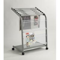 Buy cheap 5 layer newspaper  magazine rack from Wholesalers