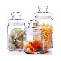 Wholesale 500ml Glass Spicy Jar with Lid / Glass Storage Jars / Stock Glass Jars from china suppliers
