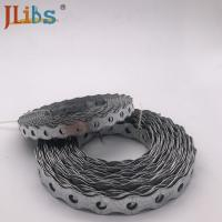 Wholesale Durable Pre - Drilled Metal Fixing Band Customized 12X0.8X10 M from china suppliers