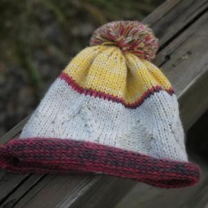 2017 Yiwu Custom Wholesale Crochet Cute Lovely Beanie Knitted Pom Pom Beanie Hats Caps for kids