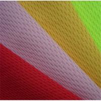 Buy cheap polyester bird eyes mesh/tricot fabric from wholesalers