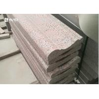 Wholesale G561 Burned Granite Exterior Stone Wall Cladding High Compressive Strength from china suppliers