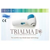 Buy cheap White Portable Trialma Home Laser Hair Removal Equipment Permanent 1KG from Wholesalers