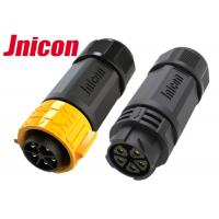 Wholesale Male Female IP67 Waterproof Connector PPA M25 Straight Aviation Inline from china suppliers
