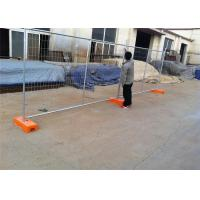 China AS4687-2007 Temporary Backyard Dog Fence , Temporary Dog Barrier OD 32 Pipes on sale