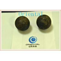 Wholesale Dia 1''-6'' High performance Forged Steel Grinding Balls For Ball Mill Grinding from china suppliers