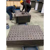 Wholesale Servo Motor CNC Plate Drilling Machine , Metal Plate Milling Machine Low Noise from china suppliers