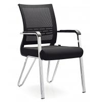 1.8mm thickness four legs tube  visitor chair in conference room