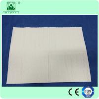 Buy cheap Gold Supplier Disposable 4 ply Reinforced Absorbent Medical Hand Towel /surgical towel from Wholesalers