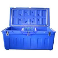 Wholesale LLDPE Roto Molded Plastic Products Insulated Fishing Boxes Rotomolded Cooler from china suppliers