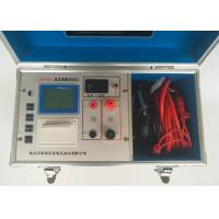 Wholesale Single Phase 10A Current Transformer Testing Equipments DC Resistance Tester from china suppliers