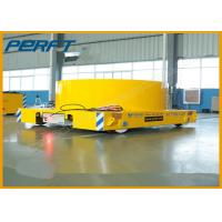 Buy cheap 120 Ton Steel Rail Guided Vehicle For Steel Industry Material Handling Equipment from wholesalers