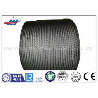 Wholesale Steel Rotation Resistant Wire Rope For Crane 35Wx7 , DIN / EN Standard from china suppliers