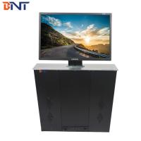 Wholesale 24 Inch black matt/silver Computer Monitor Pop Up Lift from china suppliers
