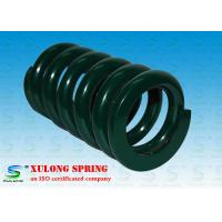 China Powder Coated SUP 7 Alloy Steel Compression Springs ISO9001 Certification on sale