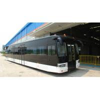 Buy cheap Full aluminum body airport apron bus with 110 passengers capacity and 14 seats from Wholesalers