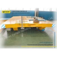 Wholesale Detachable Steel Electric Heavy Duty Plant Trailer / Rail Transfer Trolley from china suppliers