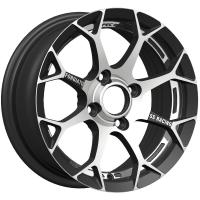 Buy cheap 13 Inch Auto Alloy Wheels from Wholesalers