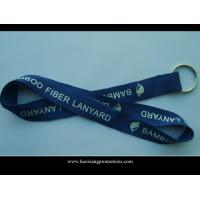 Wholesale Wholesale 20*1000mm custom printing neck polyester lanyard no minimum order from china suppliers