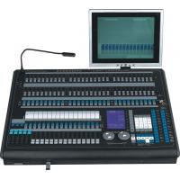 China DMX 512 Lighting Controller With 320 * 240 Screen Display, USB Memorizer on sale