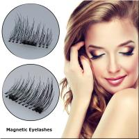 Quality Magnetic EyeLashes 3D Mink Reusable False  3d eyelash extensions magnetic eyelashes makeup for sale