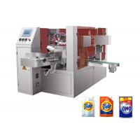 Wholesale 25-45 bags/min Liquid Packing Machine , PLC Control Doypack Filling Machine from china suppliers