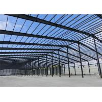 Wholesale Mouldproof Steel Structure Construction Custom Design With Office / Steel Stairs from china suppliers