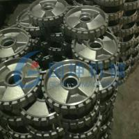 Wholesale China Resin Sand Casting Foundry for valve castings, mining, agriculture, pipe fittings from china suppliers