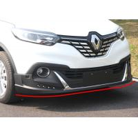 Buy cheap Renault Kadjar 2016 Front Bumper And Rear Bumper Cover Car Bumper Protector With Lights from Wholesalers