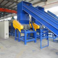 Wholesale High Output Plastic Recycling Line , Plastic Film Recycling Machine / Equipment from china suppliers