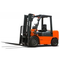 Wholesale Adjustable Seat 4.5 Triple Mast Forklift , Warehouse Forklift Trucks 1 Year Warranty from china suppliers