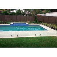 Buy cheap Custom Absolute Glass Pool Fencing , Toughened Glass Swimming Pool Fence from Wholesalers
