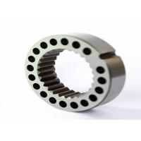 Plasma Flange Stainless Steel Machined Parts Drilled For Automotive Use