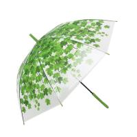 Wholesale Promotional POE Umbrella Transparent For Women's from china suppliers
