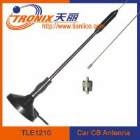 Wholesale cb radio car antenna/ 27mhz radio cb antenna/ magnetic mount cb car antenna TLE1210 from china suppliers