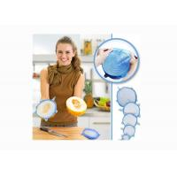 Wholesale Easy Clean Silicone Stretch Food Covers Easy Clean 6 Pack Various Sizes from china suppliers