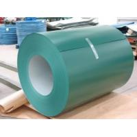 Buy cheap Metal Zinc Coated Pre Painted Steel Sheet In Coils 700mm - 1250mm Width from Wholesalers