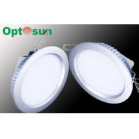 China Ultra Thin 15mm Round Led Flat Panel Lighting / SMD3014 1150lm 15W Ceiling Panel Light Dia 240x15mm on sale