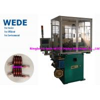 Wholesale Max 4mm Round Wire Coil Winding Machine With 3 Axis Servo Motor Flat Wire from china suppliers