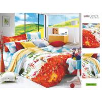 China Printed Full Size Complete 100 % Cotton Designer Kids Bed Sheet Sets for Boys and Girls on sale