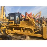 Used CAT D6 dozer with ripper Caterpillar D6G