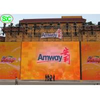 Wholesale Great waterproof Outdoor Stage LED Display Screen Advertising , LED TV Screen from china suppliers
