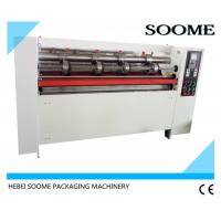 Wholesale Manual Feeding Function Thin Blade Slitter Scorer Machine  Cutting Corrugated Steel Blade from china suppliers