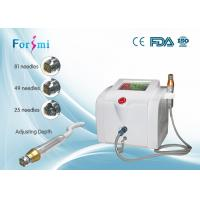China max rf skin microneedling acne scars for wrinkles Fractional rf forums radio frequency face treatment on sale